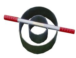 Turf-Tec Heavy Duty Infiltration Rings 6 & 12 Inch