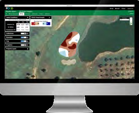 Get location-based visual analysis with POGO Turf Pro Cloud and the more powerful POGO Pro.