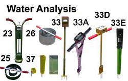 Click here to see Turf-Tec's water and moisture testing sampling related products