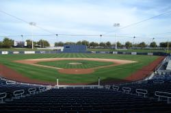 The STMA Tour also led us to Maryvale Baseball Park which is the spring training home to the Milwaukee Brewers and AZL Brewers rookie league team.