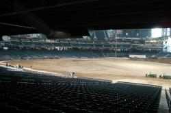 The STMA Tour also took us to Chase Field which is the home field for the Arizona Diamondbacks and located in downtown Phoenix, AZ.
