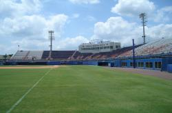 Here is McKethan Stadium at Perry Field on the University of Florida Campus in Gainesville.  This is their baseball stadium.