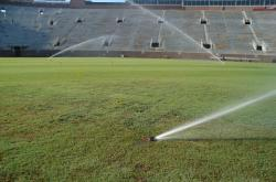 By comparing the amount of water delivered by the irrigation system with the amount of water infiltrating into the soil, you can adjust your irrigation to properly apply the correct amount of water.