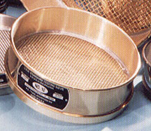 These sieves offered by Turf-Tec are excellent for determining the particle size of sand. It is ideal for checking topdressing sands, measuring the consistency of sand trap sands, gravel and a must for use during construction.